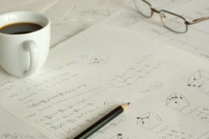 Ideen sammeln zum Schreiben einer Projektarbeit